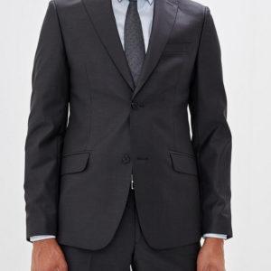 Мужской костюм темно-серый.