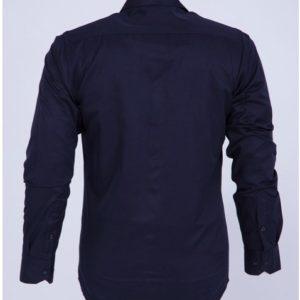Сорочка мужская темно-синяя Patrikman